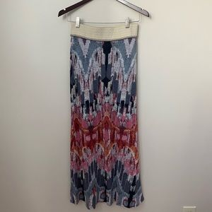 Anthropologie Vanessa and Virginia XS Maci Skirt